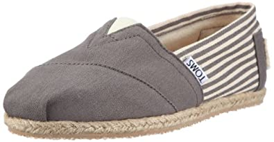 Toms - Summer University Womens Shoes In University Ash, Size: 5B(M) US Womens, Color: University Ash