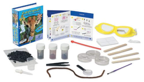 Adventure Science series: Zany Crystals (Crystal Garden Kit compare prices)