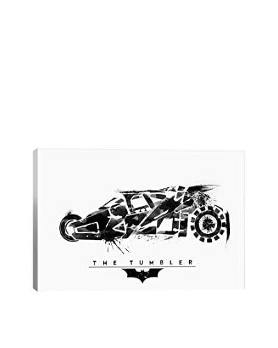 iCanvas Art The Tumbler Batmobile By Nicholas Hyde Canvas Print