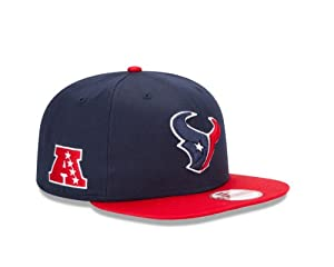 New Era Houston Texans Nfl Snapback Cap by New Era