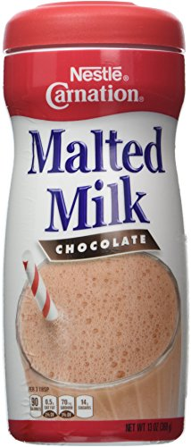 Carnation Malted Milk, Chocolate (13 oz) Review