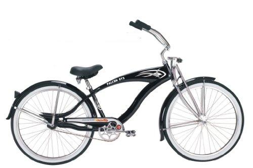 Falcon-GTS Matte Black