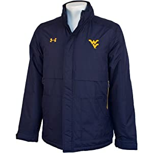 West Virginia Mountaineers Mens Under Armour AmourLoft Jacket by Under Armour