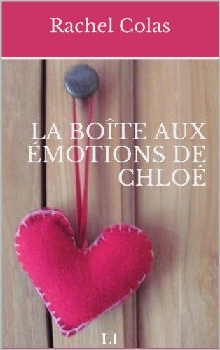 Couverture du livre La boîte aux émotions de Chloé