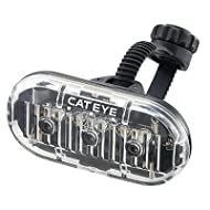 CatEye Omni 3 Front Bicycle Safety Light - TL-LD135-F - 5342315