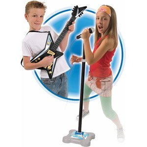 Kid Connection Guitar And Stage Microphone Set