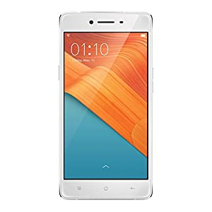 OPPO R7 16GB 4G UK Dual SIM-Free Smartphone - Silver (Super AMOLED 445 PPI Display, Octa-Core Snapdragon 615 Processor, 3GB Ram, Android, VOOC Flash Charging, Micro SD, 13MP Rear Camera)