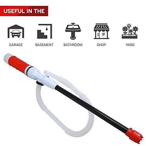 TERAPUMP 2D Baterry Hand Fuel Pumps
