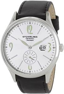 Stuhrling Original Men's 171D.33152 Classic Cuvette Infinity Automatic Date Watch