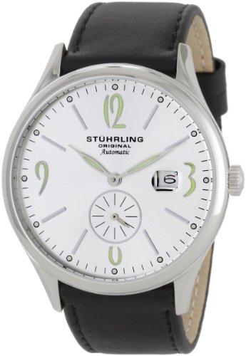 Stuhrling Original Men's 171D.33152 Classic Collection Cuvette Infinity Automatic Watch