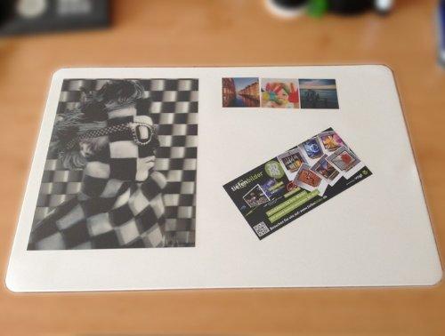 Schreibtischunterlage-40-x-60-cm-transparent-zum-Selbstgestalten-I-Einstecken-von-Fotos-I-Bildern-I-Notizen