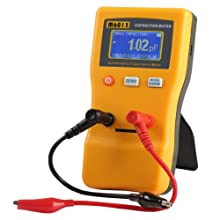 Excelvan M6013 Digital Auto Ranging Capacitance Meter Tester Capacitor Tester 0.01pF to 47000uF
