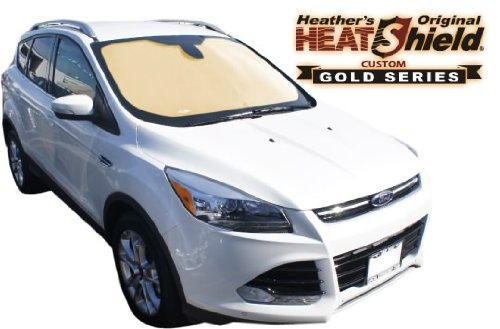awardpedia sunshade for ford escape with rearview mirror. Black Bedroom Furniture Sets. Home Design Ideas