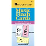 Music Flash Cards - Set A: Hal Leonard Student Piano Library by Hal Leonard Corp.