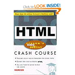 Schaum's Outline of HTML