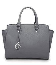 K664018L MyLux® Women Fashion Designer Purse handbag (664018GREY)
