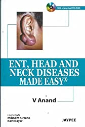 ENT, Head and Neck Diseases Made Easy with Interactive DVD ROM