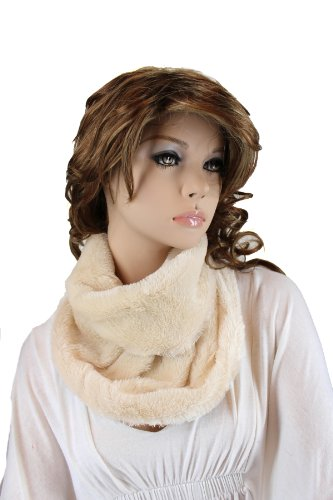 Fashion Dimensions Cruella Infinity Neck Scarf In Cr