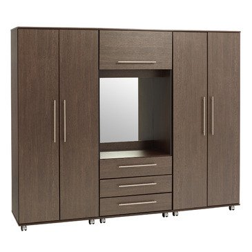 Ideal Furniture Beech New York Fitment, Wood