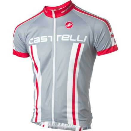Buy Low Price Castelli Aprile Short Sleeve Jersey (B007U4J2IU)
