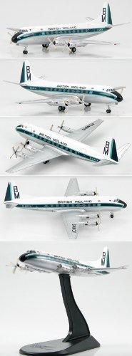 HL3009 HobbyMaster British Midland Viscount 760 Model Airplane