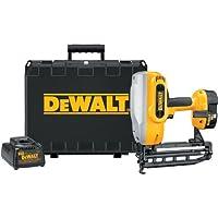 DEWALT DC616K XRP 18-Volt Cordless 1-1/4-Inch - 2-1/2-Inch 16 Gauge Straight Finish Nailer Kit by DEWALT