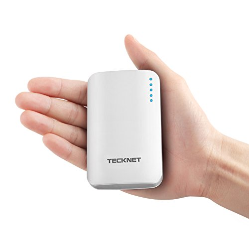 Tecknet 9000 mAh Power Bank