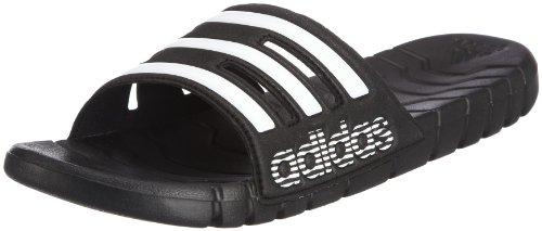 adidas - Proveto, Sandali da uomo, nero (black 1/white/black 1), 42