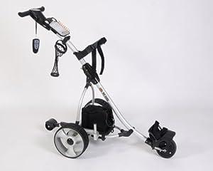 Buy Bat-Caddy X3R Electric Golf Caddy + FREE Accessory Pack by Bat-Caddy