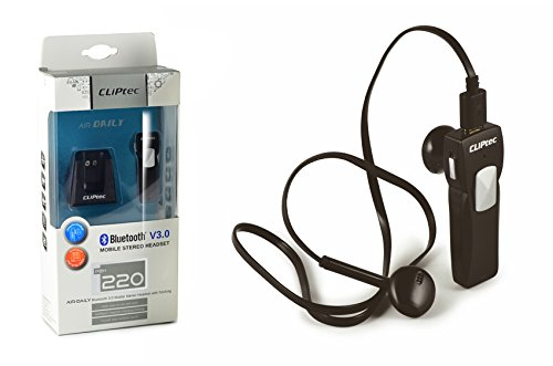 CLiPtec Air-Daily PBH 220 Bluetooth Headset