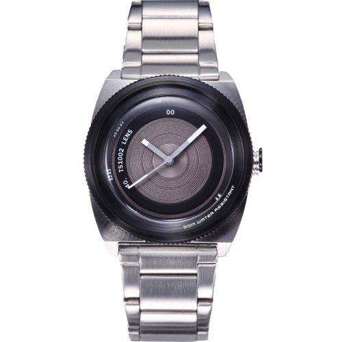 [タックス]TACS 腕時計 クォーツ LENS-M(レンズ) TS1002A 【正規輸入品】