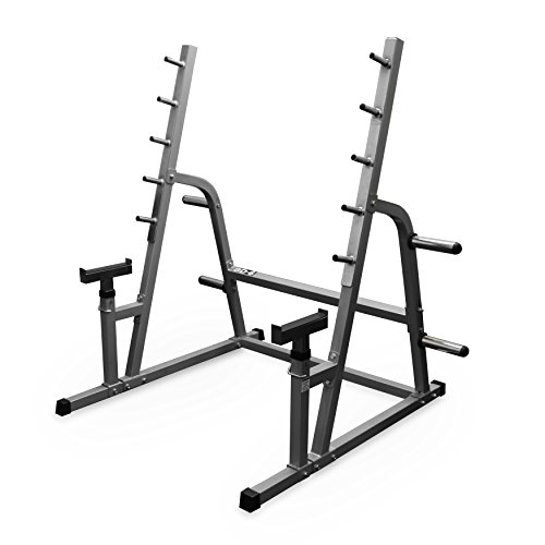 Valor Fitness BD-6 Squat/Bench Combo (Bench Press Safety Rack compare prices)