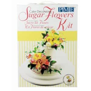 Amazon.com: PME Sugarcraft Cake Decorating Student Kit - Sugar Flowers: Kitchen & Dining