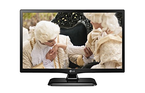 "LG 24MT47D 24"" Black LED TV - LED TVs (16:9, 16:9, 1366 x 768, 3000:1, Black, 1366 x 768 pixels)"