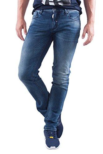 ANTONY MORATO - Jeans skinny fit da uomo fredo w00727 52/36 (w38) denim