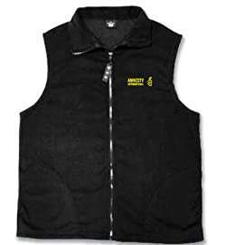 Amnesty Fleece Vest - Large