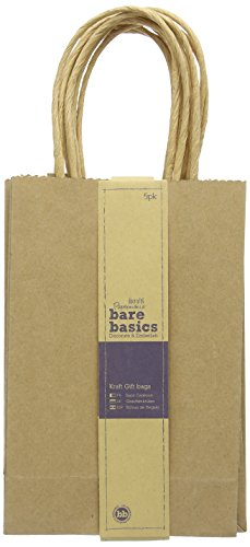 docrafts-bare-basics-small-kraft-gift-bags-pack-of-5