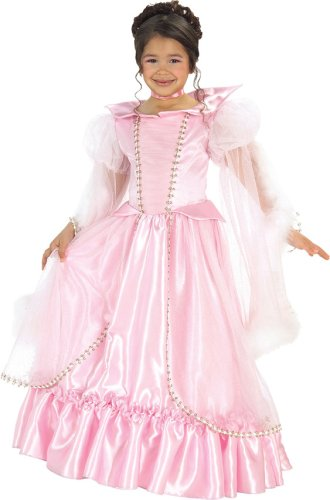 Little Princess Childs Deluxe Sleeping Beauty Costume Small