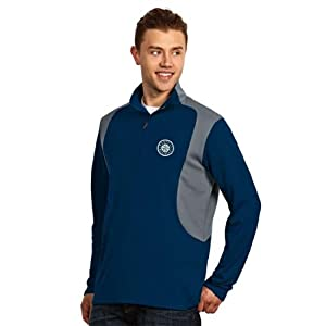 Seattle Mariners Delta Pullover (Team Color) by Antigua