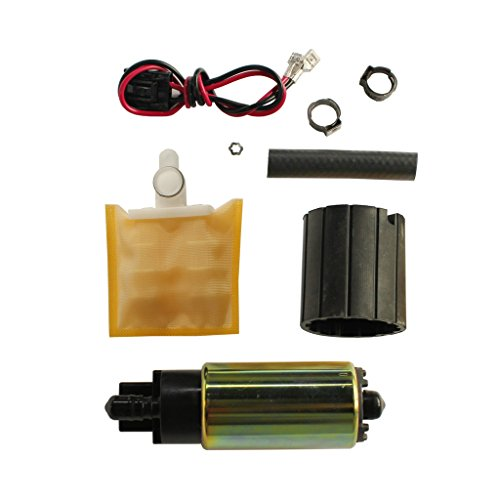 CUSTOM Brand New Electric Intank Fuel Pump With Installation Kit E8314 HFP-382 (Fuel Pump 02 Ford Explorer compare prices)