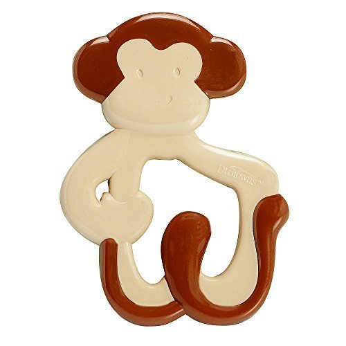 Dr. Brown's Teether - Ridgees Monkey - 1