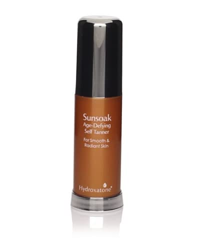 Hydroxatone Sunsoak Age-Defying Self-Tanner, 1 fl. oz.