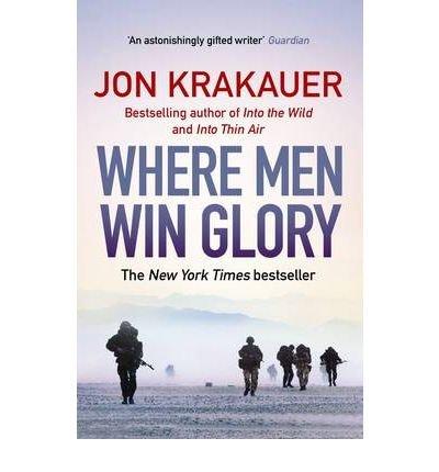 Where Men Win Glory Summary