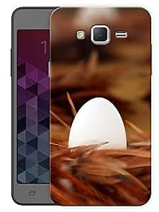 "Humor Gang Egg In A Nest Printed Designer Mobile Back Cover For ""Samsung Galaxy Mega 5.8"" (3D, Matte, Premium Quality Snap On Case)"