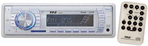 PYLE PLMR18 AM/FM-MPX PLL Tuning Radio  SD/MMC
