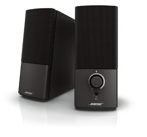Bose Companion 2 Series III multimedia speaker system : PCスピーカー バスレフ型 ブラック Companion2 III BK【国内正規品】