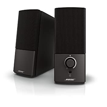 Do you love playing music, games and videos on your computer? Wait until you try it with the Bose Companion 2 Series III multimedia speaker system. You'll enjoy performance that's significantly better than your original speakers, and it's the most af...