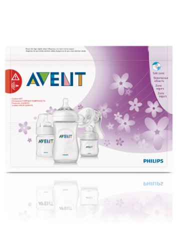 Philips Avent Microwave Sterilizing Bags, 5 count - 1
