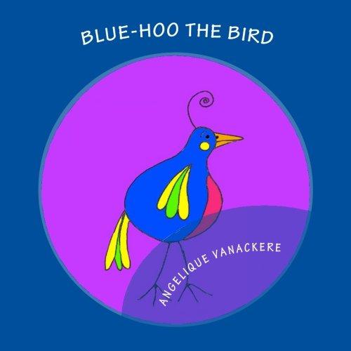 Blue-hoo the bird
