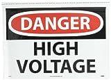 NMC D49PC OSHA Sign, Legend